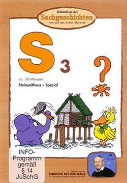 S3 - Bibliothek der Sachgeschichten - Ein Unterrichtsmedium auf DVD
