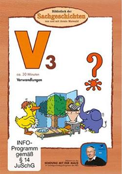 V3 - Bibliothek der Sachgeschichten - Ein Unterrichtsmedium auf DVD