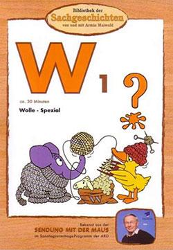 W1 - Bibliothek der Sachgeschichten - Ein Unterrichtsmedium auf DVD