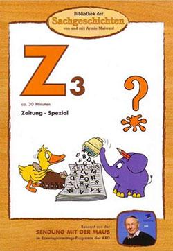 Z3 - Bibliothek der Sachgeschichten - Ein Unterrichtsmedium auf DVD