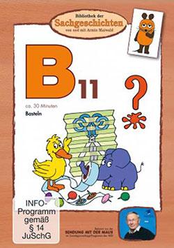 B11 - Bibliothek der Sachgeschichten - Ein Unterrichtsmedium auf DVD