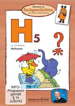 H5 - Bibliothek der Sachgeschichten - Ein Unterrichtsmedium auf DVD