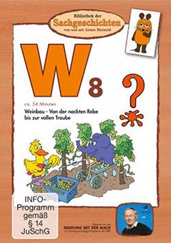 W8 - Bibliothek der Sachgeschichten - Ein Unterrichtsmedium auf DVD