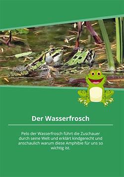 Der Wasserfrosch - Ein Unterrichtsmedium auf DVD