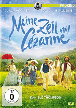 Meine Zeit mit Cézanne - Ein Unterrichtsmedium auf DVD