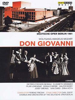 Wolfgang Amadeus Mozart- Don Giovanni [2 DVDs] - Ein Unterrichtsmedium auf DVD