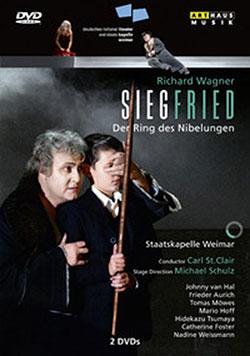 Richard Wagner - Siegfried [2 DVDs] - Ein Unterrichtsmedium auf DVD