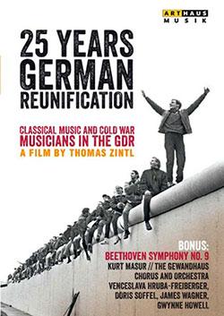 25 Years German Reunification [2 DVDs] - Ein Unterrichtsmedium auf DVD
