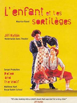 L'enfant et les sortilèges und Peter and the Wolf - Ein Unterrichtsmedium auf DVD