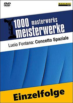 Lucio Fontana: Concetto Spaziale - Ein Unterrichtsmedium auf DVD
