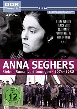 Anna Seghers - Sieben Romanverfilmungen (1974-1988) [4 DVDs] - Ein Unterrichtsmedium auf DVD