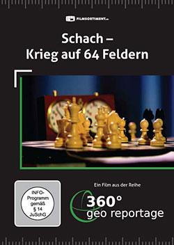 Schach - Krieg auf 64 Feldern - Ein Unterrichtsmedium auf DVD