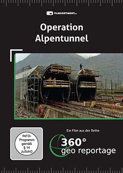 Operation Alpentunnel - Ein Unterrichtsmedium auf DVD