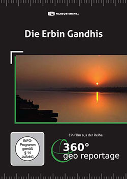 Die Erbin Gandhis - Ein Unterrichtsmedium auf DVD
