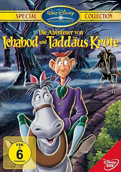 Die Abenteuer von Ichabod und Taddäus Kröte - Ein Unterrichtsmedium auf DVD