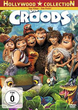 Die Croods - Ein Unterrichtsmedium auf DVD