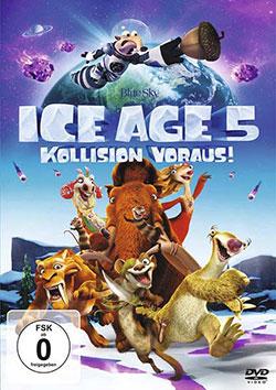Ice Age 5 - Ein Unterrichtsmedium auf DVD