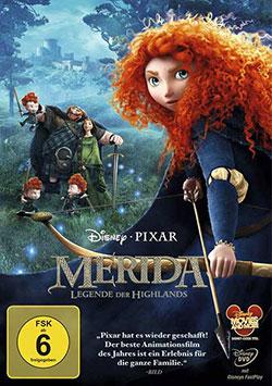 Merida - Legende der Highlands - Ein Unterrichtsmedium auf DVD