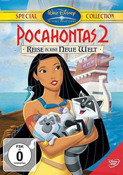Pocahontas 2 - Reise in eine neue Welt - Ein Unterrichtsmedium auf DVD
