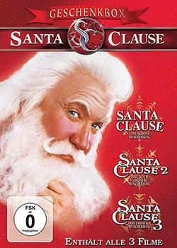 Santa Clause 1-3 - Ein Unterrichtsmedium auf DVD