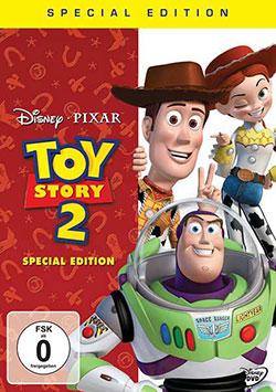 Toy Story 2 - Ein Unterrichtsmedium auf DVD
