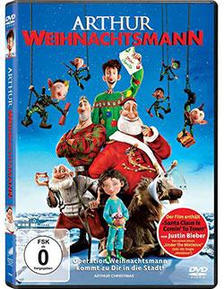 Arthur Weihnachtsmann - Ein Unterrichtsmedium auf DVD