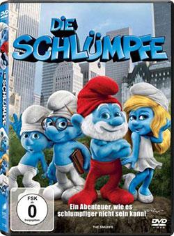 Die Schlümpfe - Ein Unterrichtsmedium auf DVD
