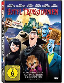 Hotel Transsilvanien 1 - Ein Unterrichtsmedium auf DVD