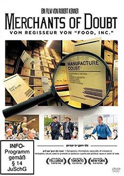 Merchants of Doubt - Ein Unterrichtsmedium auf DVD