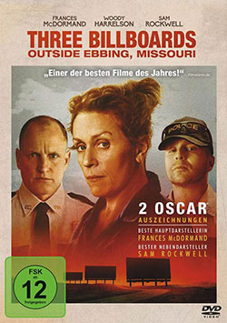 Three Billboards Outside Ebbing, Missouri - Ein Unterrichtsmedium auf DVD