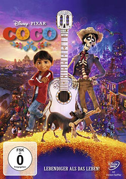 Coco - Ein Unterrichtsmedium auf DVD