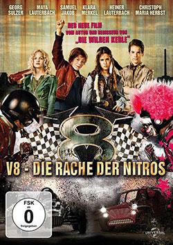 V8 - Die Rache der Nitros - Ein Unterrichtsmedium auf DVD