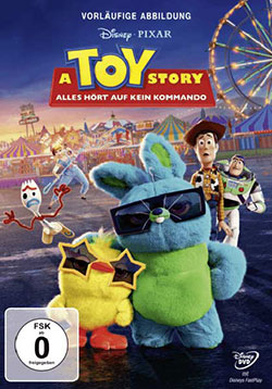 A Toy Story: Alles hört auf kein Kommando - Ein Unterrichtsmedium auf DVD