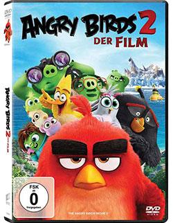 Angry Birds 2 - Der Film - Ein Unterrichtsmedium auf DVD