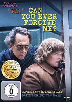 Can you ever forgive me - Ein Unterrichtsmedium auf DVD