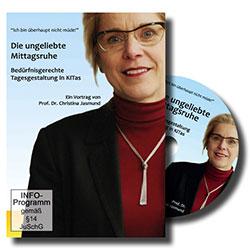 Die ungeliebte Mittagsruhe - Prof. Dr. Christina Jasmund - Ein Unterrichtsmedium auf DVD