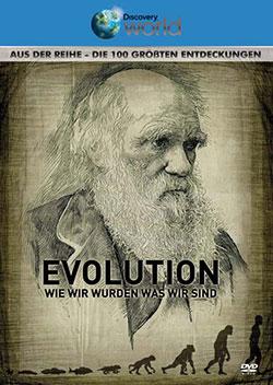 Evolution - Wie wir wurden was wir sind - Ein Unterrichtsmedium auf DVD
