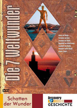Die 7 Weltwunder - Schatten der Wunder - Ein Unterrichtsmedium auf DVD