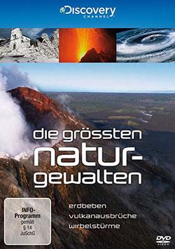 Die größten Naturgewalten - Erdbeben, Vulkanausbrüche, Wirbelstürme - Ein Unterrichtsmedium auf DVD