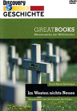 Great Books - Im Westen nichts Neues - Ein Unterrichtsmedium auf DVD