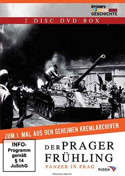 Der Prager Frühling - Panzer in Prag - Ein Unterrichtsmedium auf DVD