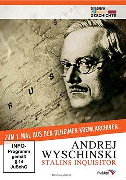 Andrej Wyschinski - Stalins Inquisitor - Ein Unterrichtsmedium auf DVD