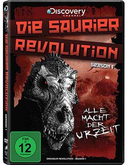 Die Saurier Revolution - Staffel 1 - Ein Unterrichtsmedium auf DVD