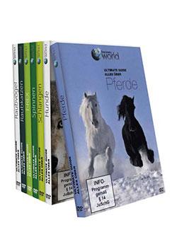 Ultimate Guide - Komplette Reihe [7 DVDs] - Ein Unterrichtsmedium auf DVD
