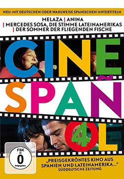 Cinespanol Paket IV [4 DVDs] - Ein Unterrichtsmedium auf DVD