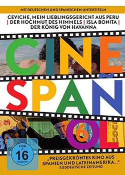 Cinespanol Paket VI [4 DVDs] - Ein Unterrichtsmedium auf DVD