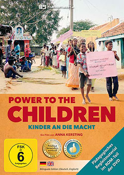 Power to the Children - Kinderparlamente in Indien - Ein Unterrichtsmedium auf DVD