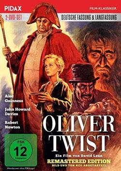 Oliver Twist - Remastered Edition [2 DVDs] - Ein Unterrichtsmedium auf DVD