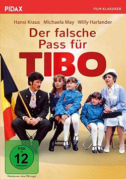 Der falsche Pass für Tibo - Ein Unterrichtsmedium auf DVD