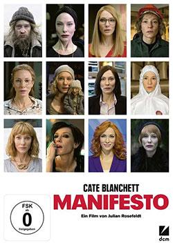 Manifesto (OmU) - Ein Unterrichtsmedium auf DVD